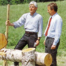 Geländeanalyse Europameisterschaft 1993 in Achselschwang